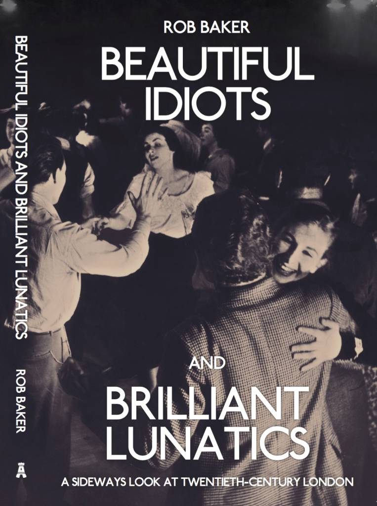 Beautiful Idiots Front Cover