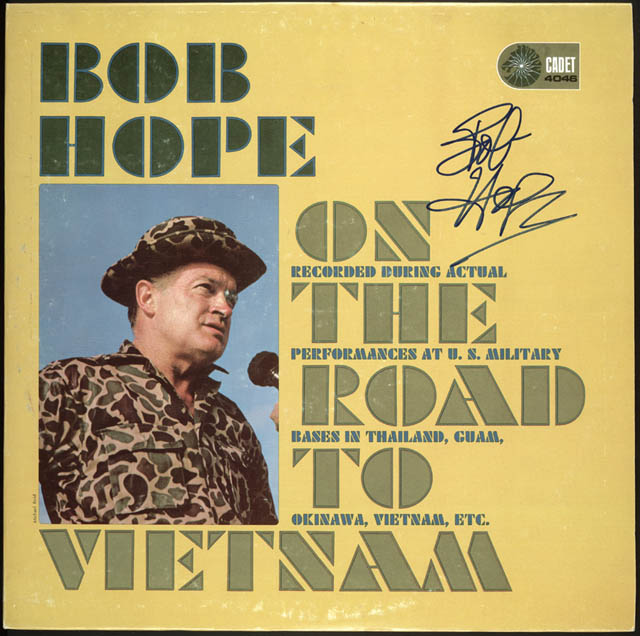 On the Road to Vietnam. Chicago: Cadet Records, 1965.