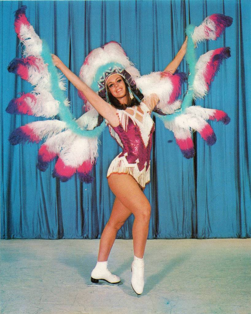Ice Follies programme 1970