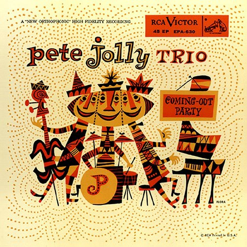 James Flora pete jolly trio