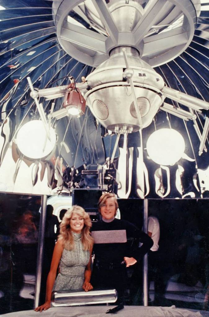 On the set of Logan's Run