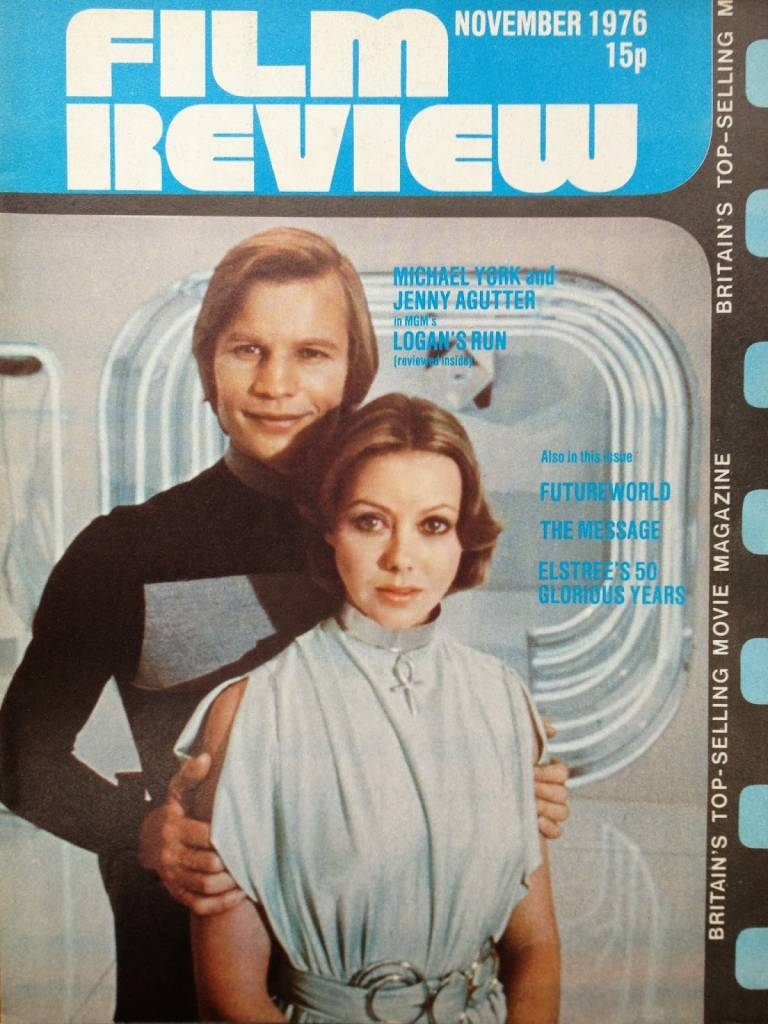 Logan's Run Film Review cover