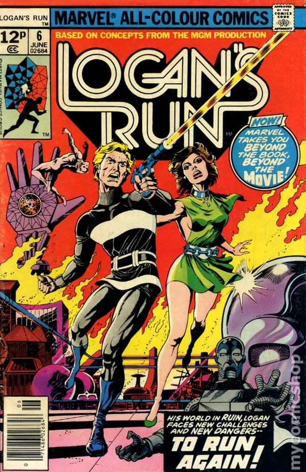 Marvel Comics published a short-lived comic book series, which adapted the movie's story and briefly continued beyond it until the book was cancelled at issue #7.