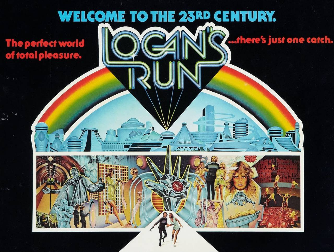 Image result for logans run film posters