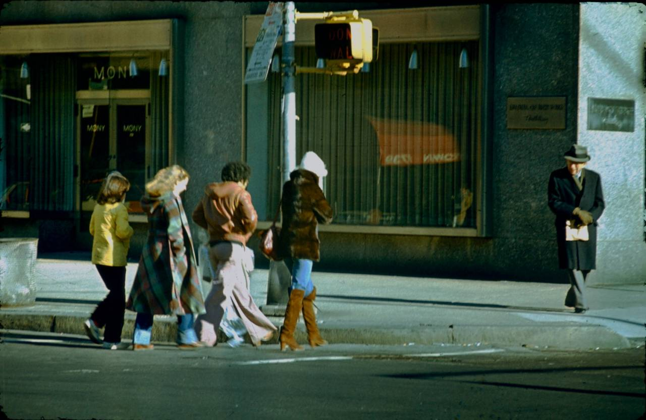 New York City 1978: Naked By Daylight - Flashbak