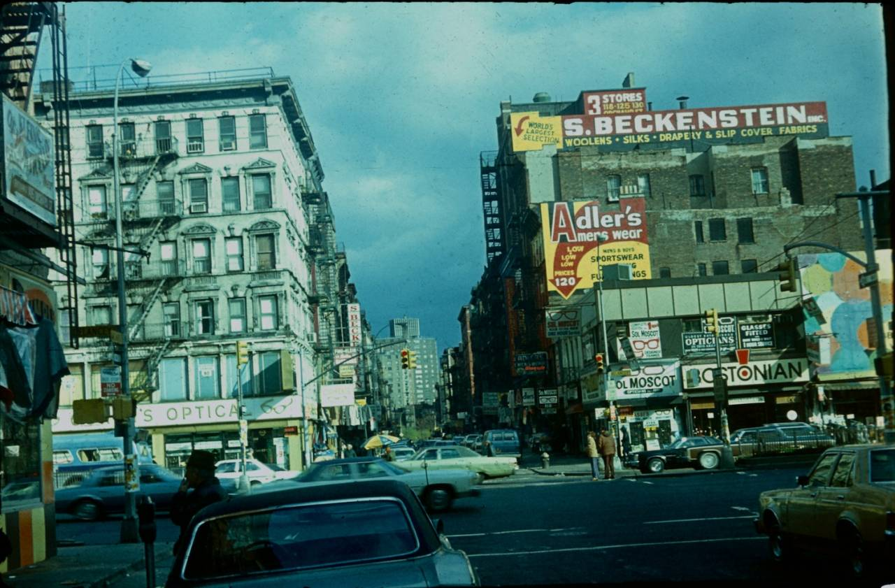 New York City 1978 New York