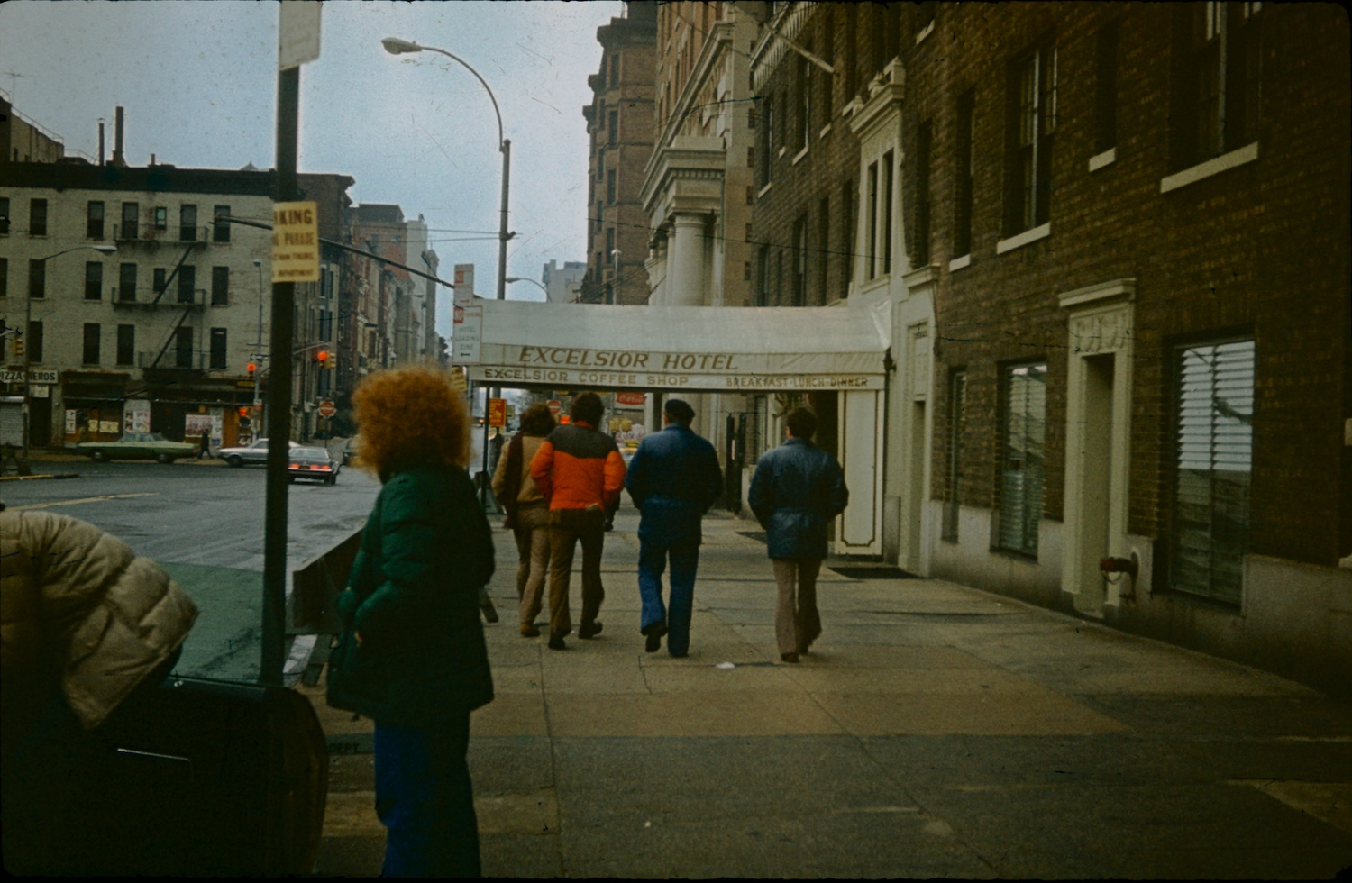 new york city 1978  naked by daylight