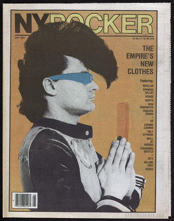 New York Rocker U2