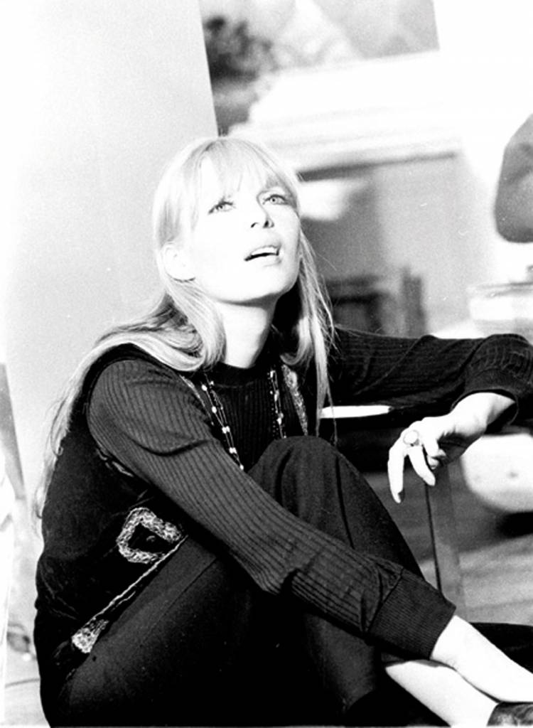 Nico by Billy Name, 1966