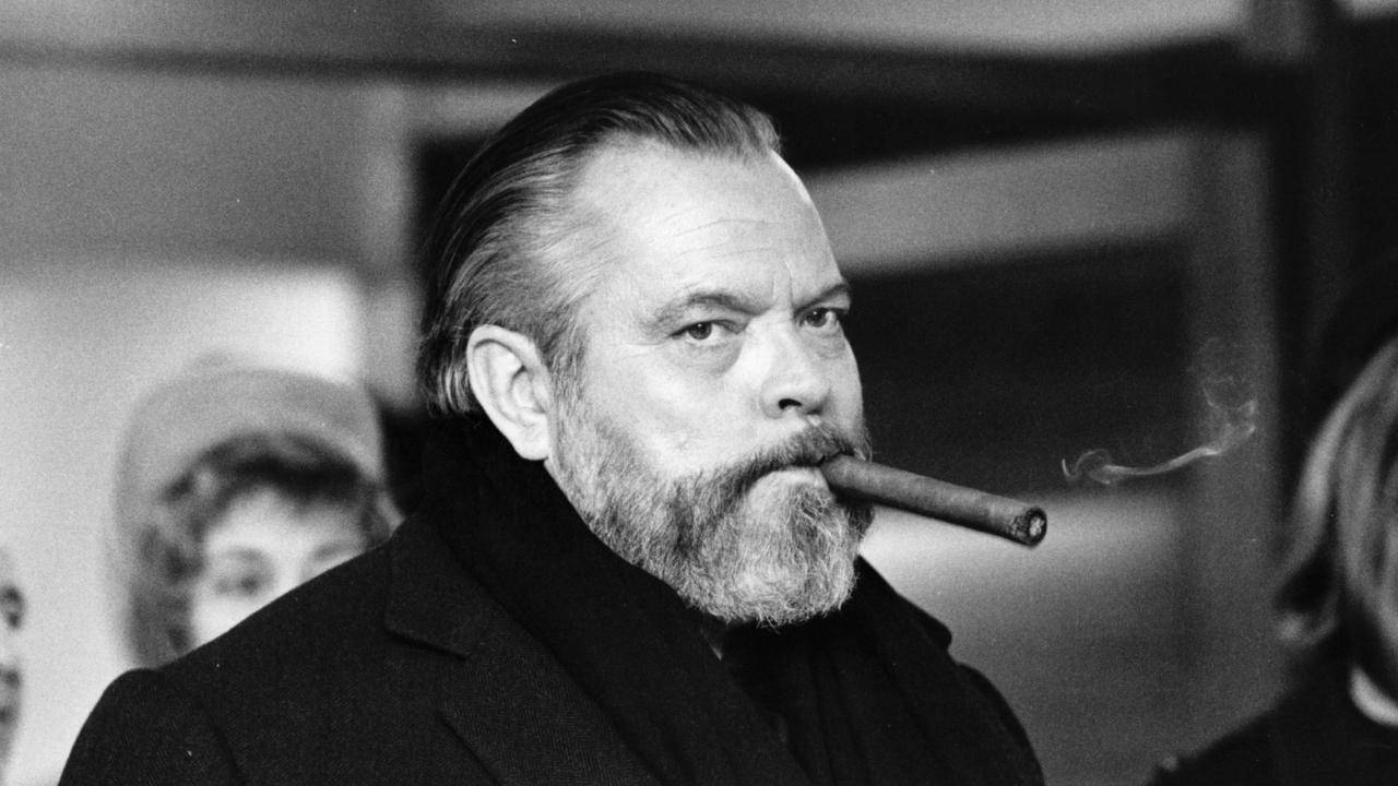 Orson Welles in 1971