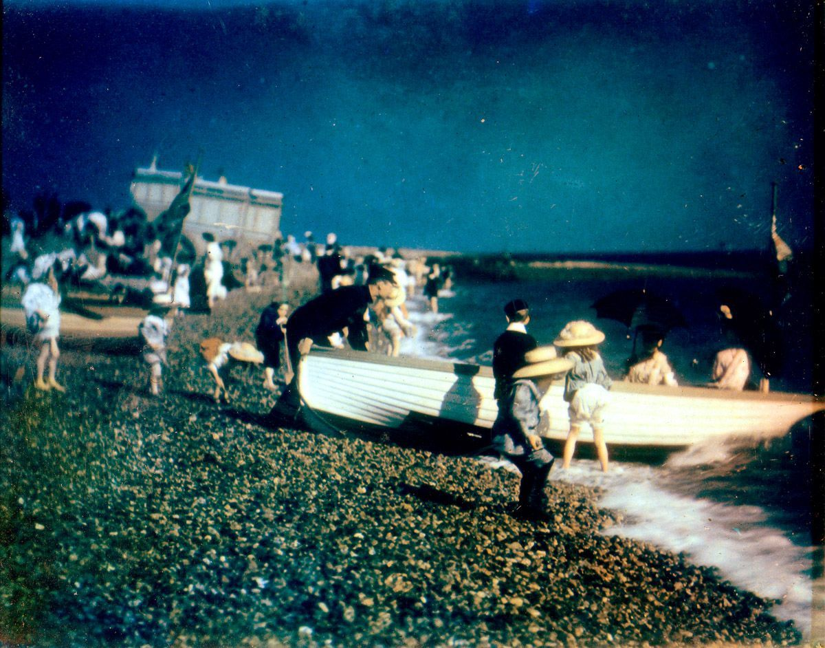 Otto Pfenninger beach Sussex Brighton
