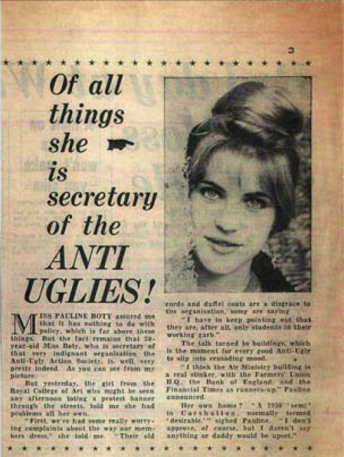 Daily Express March 16th 1959