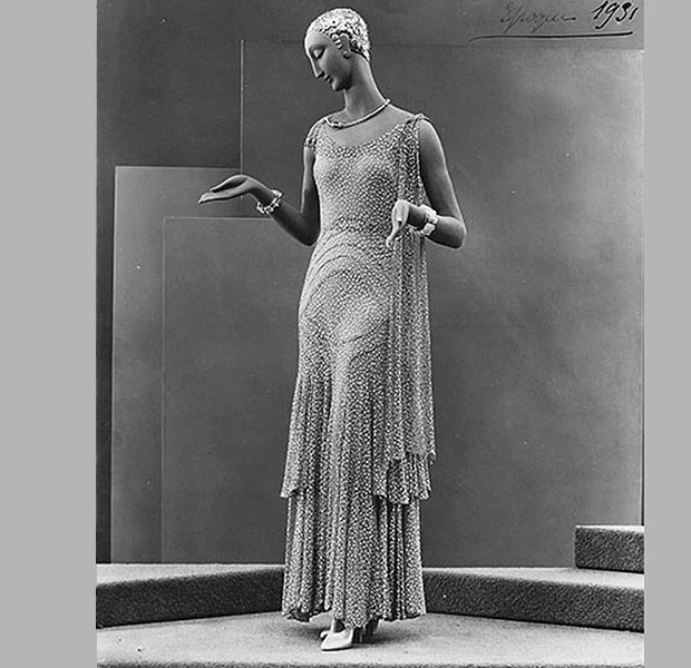 Pierre Imans mannequin modeled after Josephine Baker