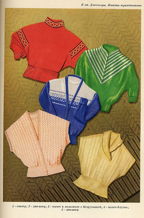 Russian Industry Catalogue Soviet 1960s 1950s goods