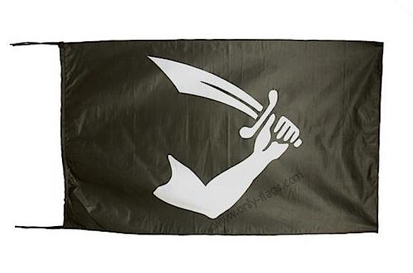 Thomas Tew flag from only-flags.com