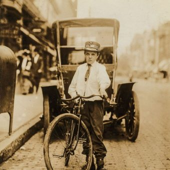 When Bicycle Messenger Boys Peddled Drugs And Sex Across America (1908 – 1917)