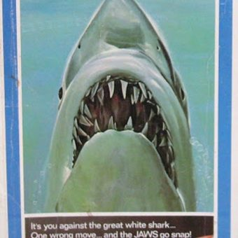 It's You Against the Great White Shark: Remembering Ideal's The Game of Jaws (1975)