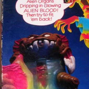 Too Gross! Remembering Mattel's Mad Scientist Toys of the 1980s