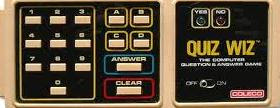 Who Remembers Coleco's Quiz Wiz?