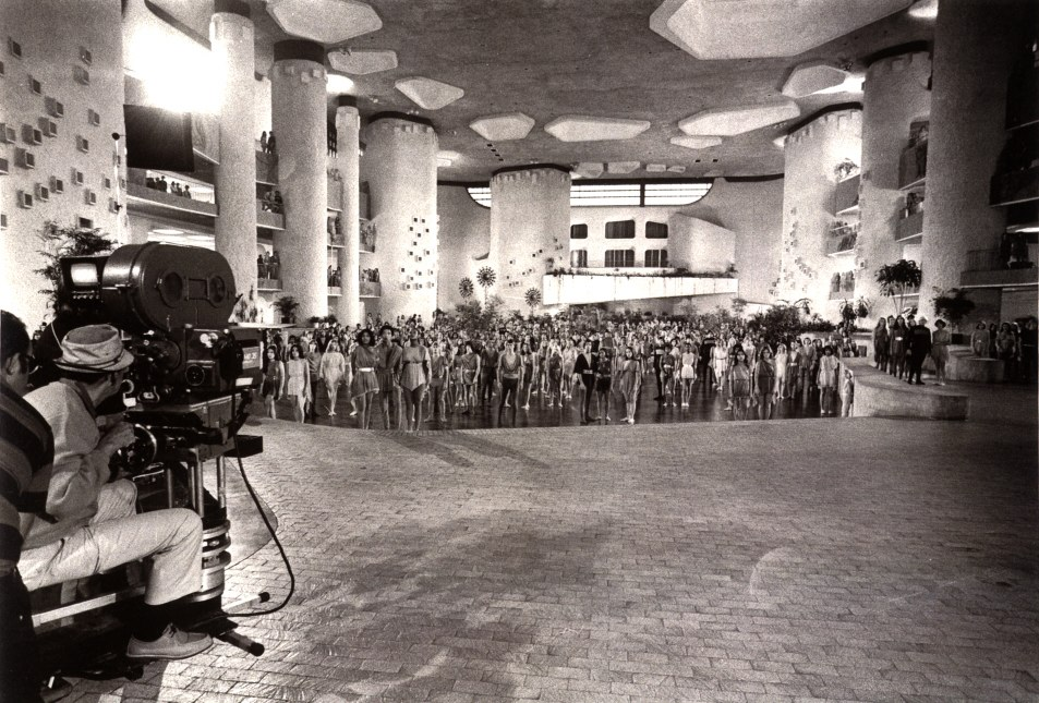 The set of Logan's Run