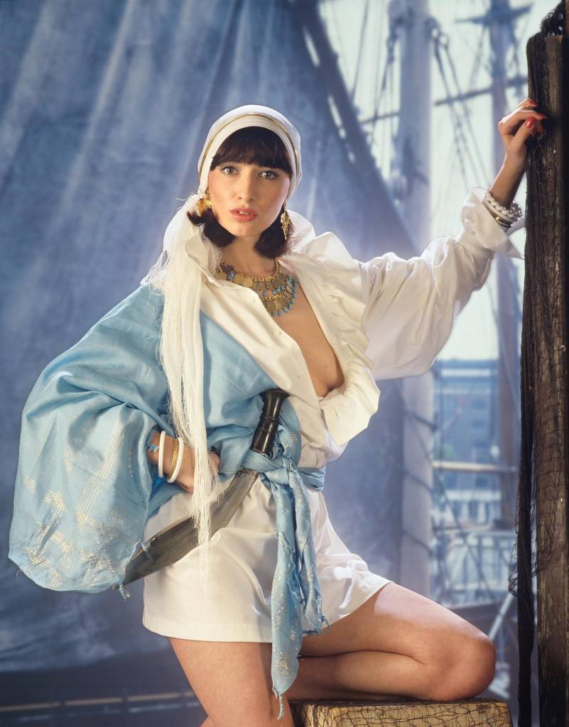 Pirate fashion 1981