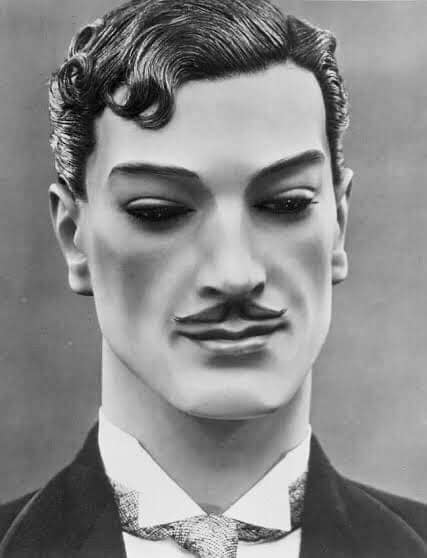 1920s mannequins by Pierre Imans