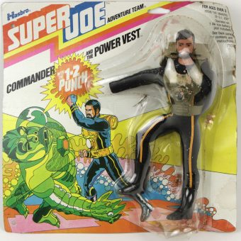 Action Packs that Really Work! Remembering the SuperJoe Adventure Team (1977)