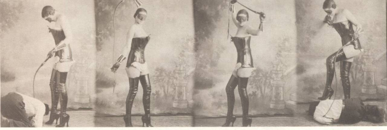 yva Richard 1920s sex
