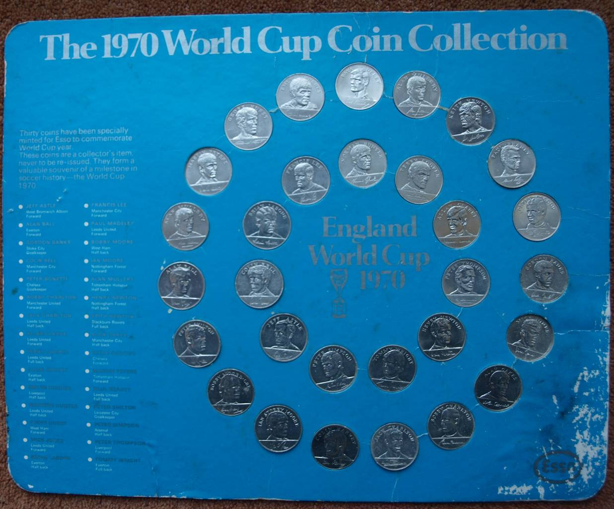 1970-world-cup-england-players-coins--esso_6857509533_o