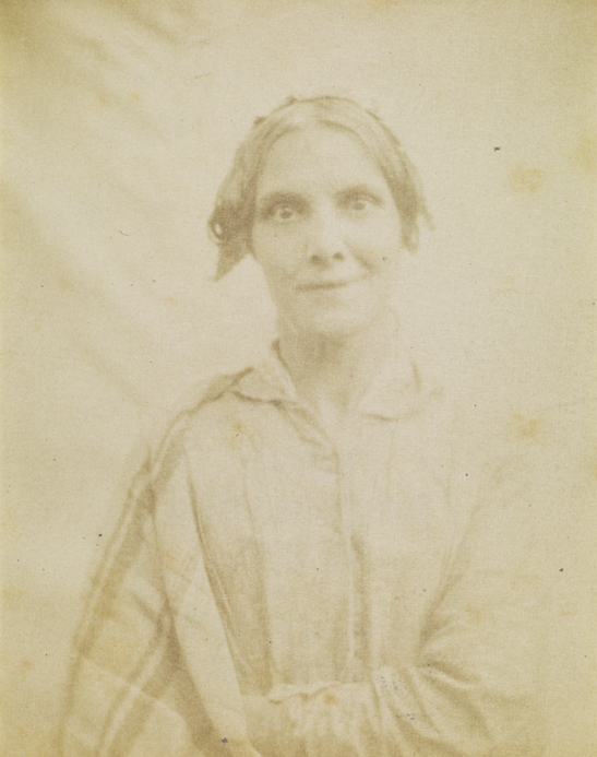 Portrait of a patient from Surrey County Asylum, no, 1