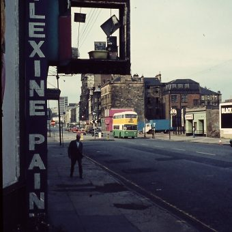 'We Liked it, but Not Too Much' – Photos of Glasgow in 1976 by Ed Sijmons