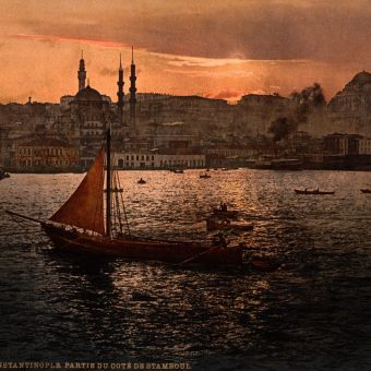 An 1890 Photochrom Tour of Istanbul