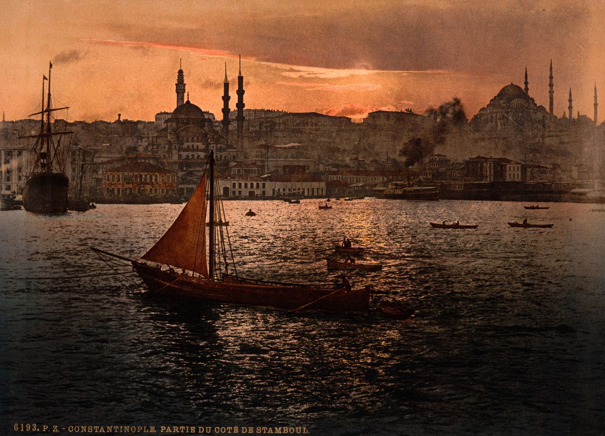 Constantinople photochrome 1890