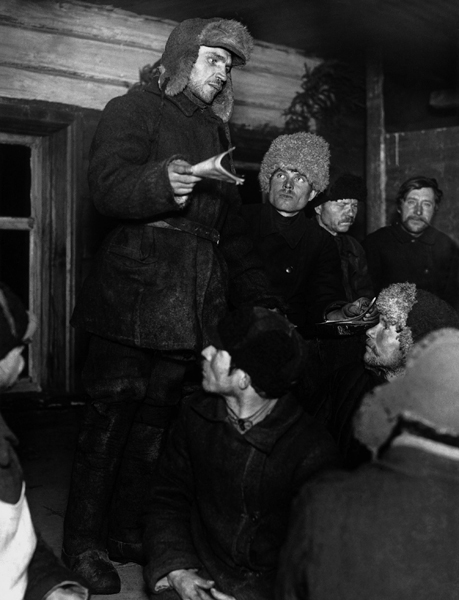 Elections to the village council Penza. Date: 1927 - 1929