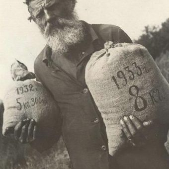 The Great Break: The Russian Peasant Becomes The Collective Farmer (1920-1931)