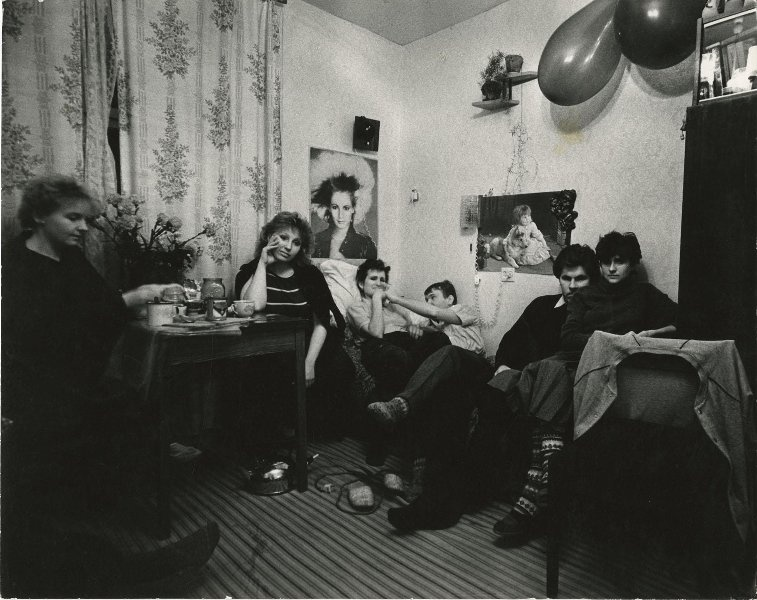 In the youth hostel Date- 1986 - 1992