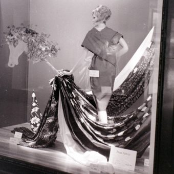 Liberty Of London Window Displays, December 1962