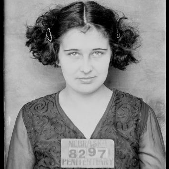 Mugshots of Smiling Killers And Defiant Criminals From 19th Century Nebraska