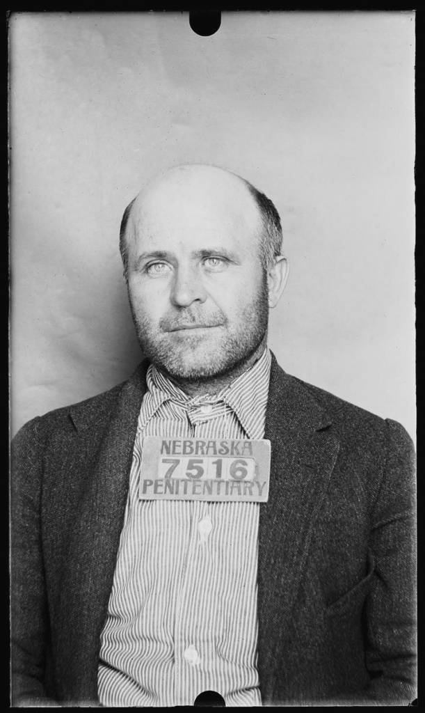 Nebraska mug shots 19th century