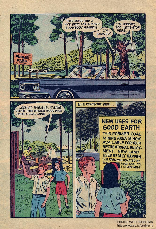 New Uses for good earth