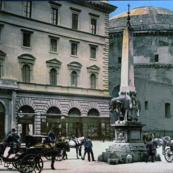 Take an 1890 Photochrom Tour of Rome