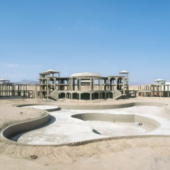Concrete Poems: Abandoned Hotels In The Sinai Desert