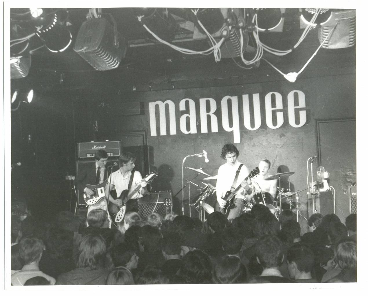 The Chords - Marquee Club London, 1979 Paul Wright