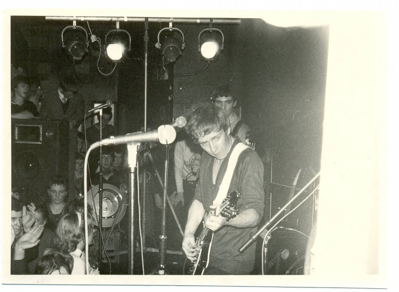 The Chords - Marquee Club London, 1979 by Paul Wright