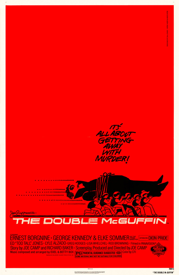 The Double McGuffin, 1979