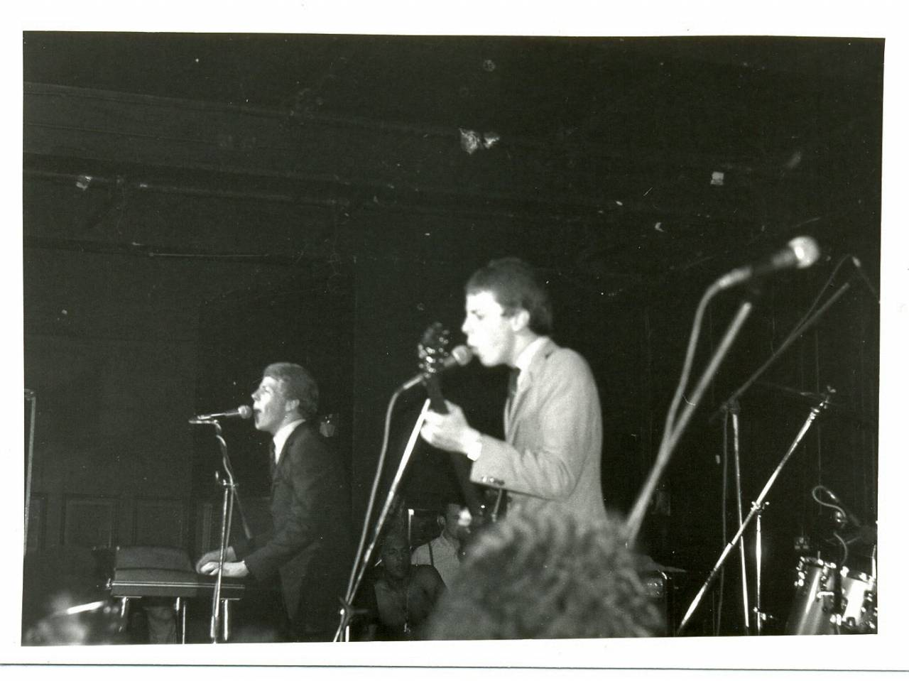 The Merton Parkas, Marquee Club, 1980