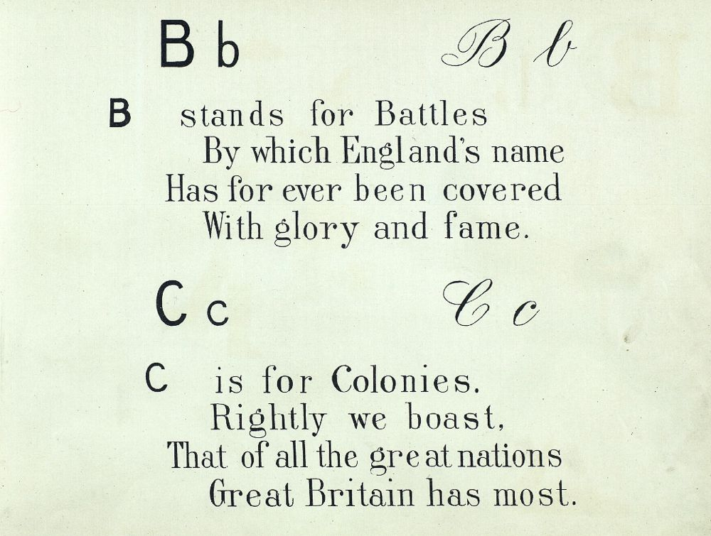 An A B C, for baby patriots 1899 Mrs. Ernest Ames. books alphabet