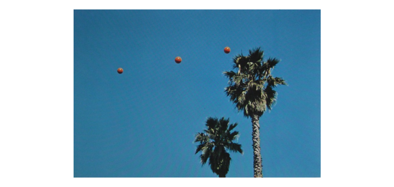 Throwing Three Balls in the Air (Best of 36 Attempts), 1973 Alden Projects