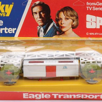 Join the Dinky Starfleet! Remembering the Dinky Space Toys of the 1970s