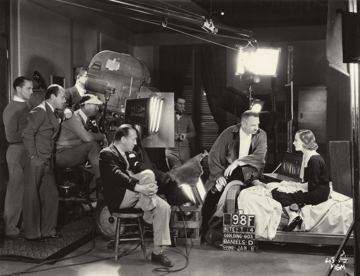 behind the scenes classic movies